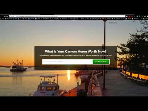 Top Landing Pages For Real Estate Advertising With Listings To Leads