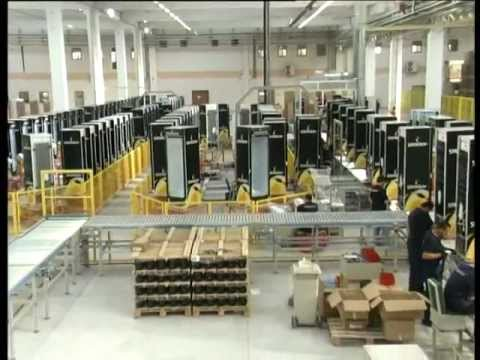 Refrigerator Production Line Youtube