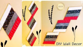 Wall Hanging Ideas | DIY Unique Wall Hanging | Wall Hanging Craft Ideas Easy | Home Decorating Ideas