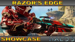 "Razor's Edge ""As extinction loomed, desperation led the Forerunners..."