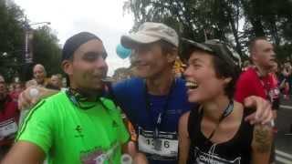 Powerade Copenhagen Half Marathon 2014