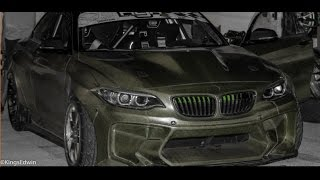 hgk bmw 2 series f22 eurofighter first test video