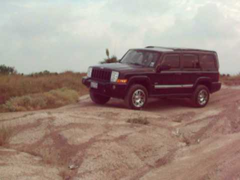 Jeep Commander 2 Inch Lift
