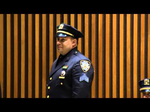 NYPD Rank promotions 2015