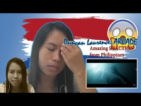 THE NETHERLANDS EUROVISION 2019: Duncan Laurence- Arcade (Amazing Reaction from Philippine Girl)