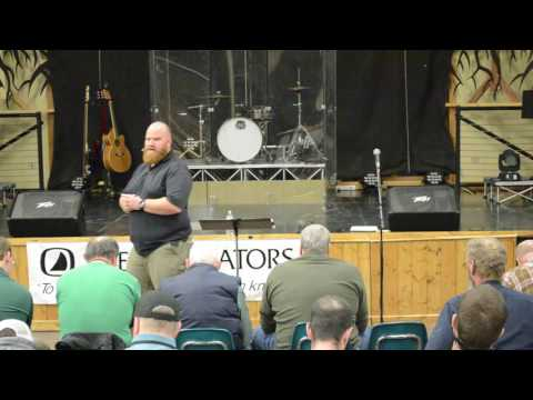 2017 MEN'S DISCIPLESHIP CONFERENCE - Friday Night