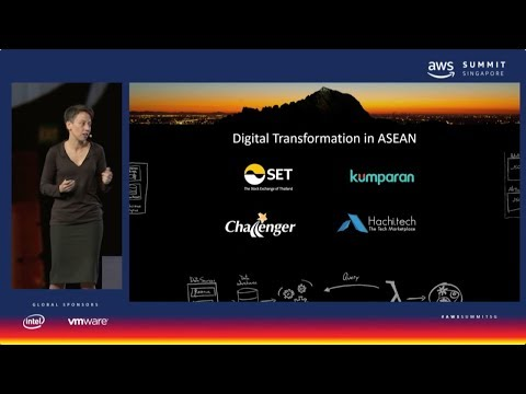 AWS Summit Singapore Opening Keynote [Bahasa Indonesia]