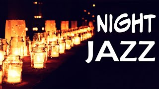 Candles and Night JAZZ - Smooth Piano & Sax JAZZ - Romantic Music
