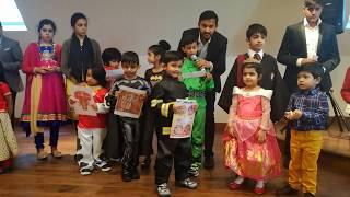 Bacha Party Performance - Jain Association of UK Diwali 2017