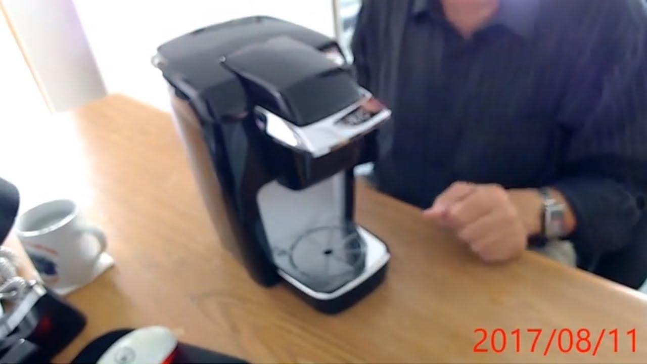 Keurig Single Cup Coffee Maker Demo Video