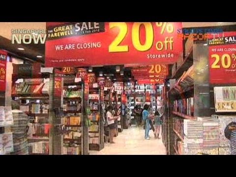 Another Harris bookstore closes down