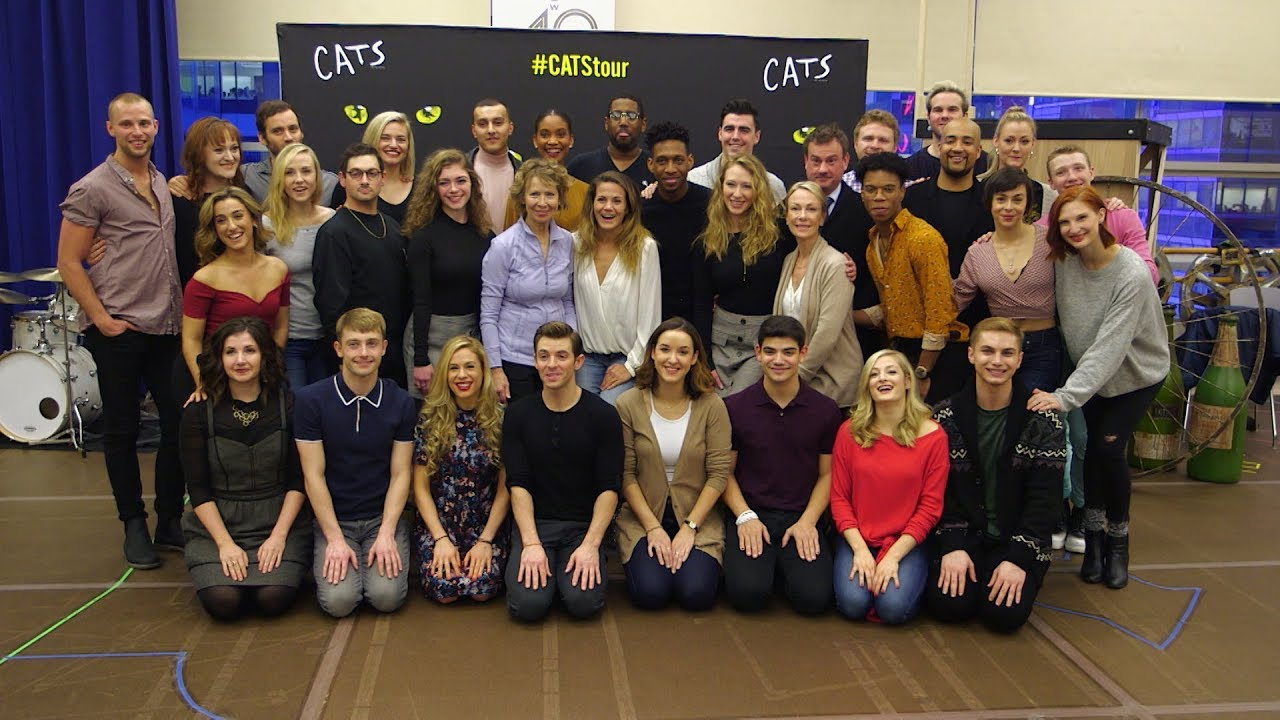 Broadway Balances America: Cats