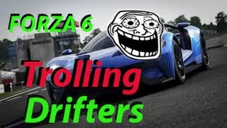 Forza 6 Trolling Drifters Funny Reactions #3