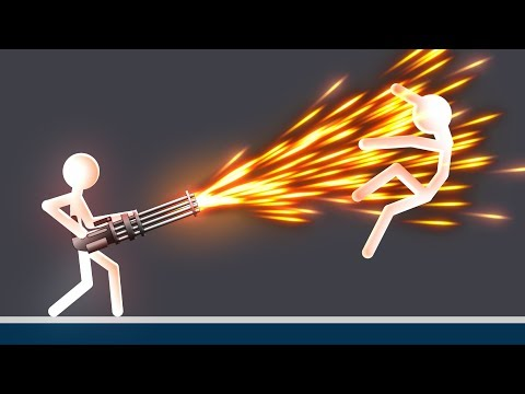 THE ULTIMATE STICK BATTLE GAME!! | Stick Fight