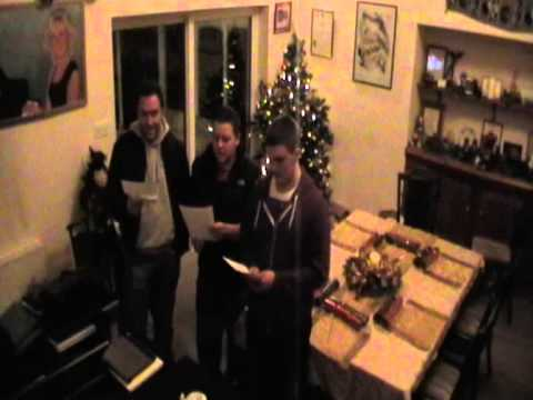 O Holy Night - Welsh Version - Trio