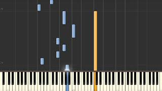 Into the West (Lord of the Rings OST) – Piano tutorial