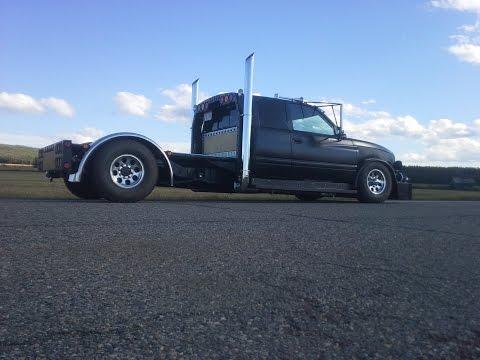 The Squirrel custom 95 dodge ram cummins turbo diesel