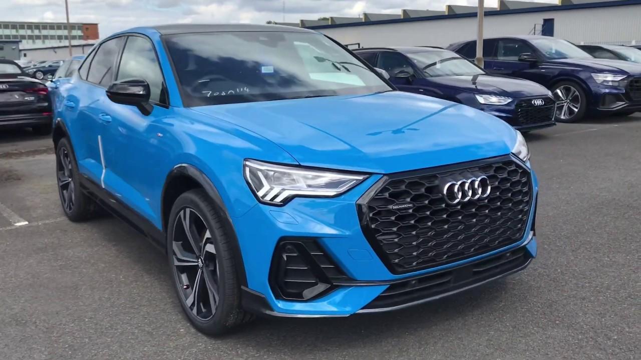 Brand new Audi Q3 Edition 1 Sportback | Blackburn Audi ...