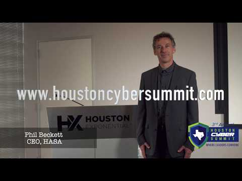 Phil Beckett: Value of the Houston Cyber Summit