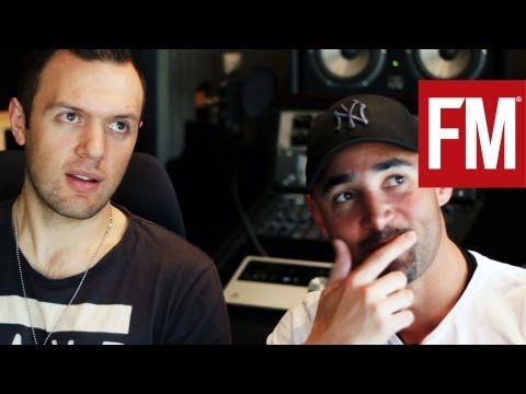 Chris Lake and Michael Woods discuss Black Thong and the Dance music scene in the USA