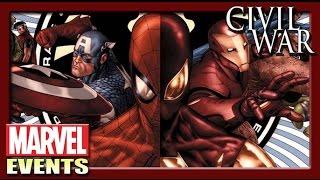 Civil War : สงครามเฉือนคมถล่มฮีโร่!! [Marvel Events]