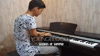 5 Seconds of Summer - YoungBlood | Piano Cover + Sheet Music