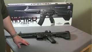 Tokyo Marui HK416 recoil review