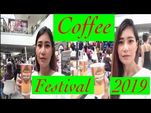MOA Coffee Festival 2019 Philippines | Brew Mix At MOA | Coffee Lovers & Enthusiasts | Coffee Art