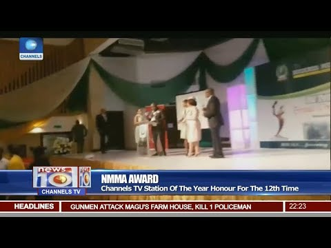 Channels Television Emerges TV Station Of The Year For 12th Time Pt 2 | News@10 |