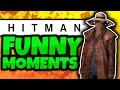Hitman Funny Moments! - #5 - SCARECROW PRANK! - (Hitman Colorado Gameplay)