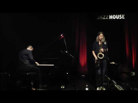 Agustí Fernández & Lotte Anker @ Jazzhouse, Copenhagen (22nd of September, 2016)