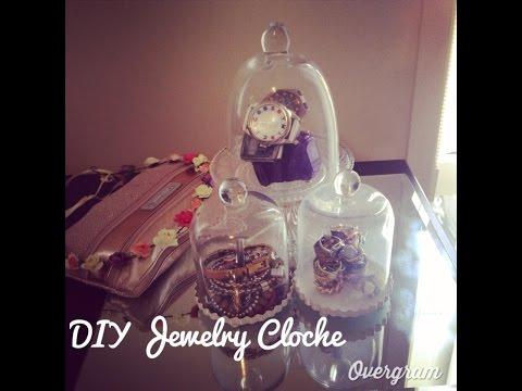 diy-jewelry-storage-organization-jewelry-cloche-holder