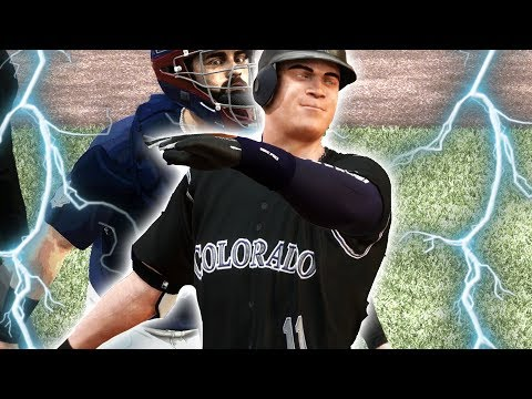 Debut For The Colorado Rockies! MLB The Show 17