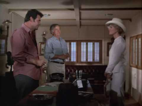 Sharon Gless in The Rockford Files: This Case Is Closed (2)