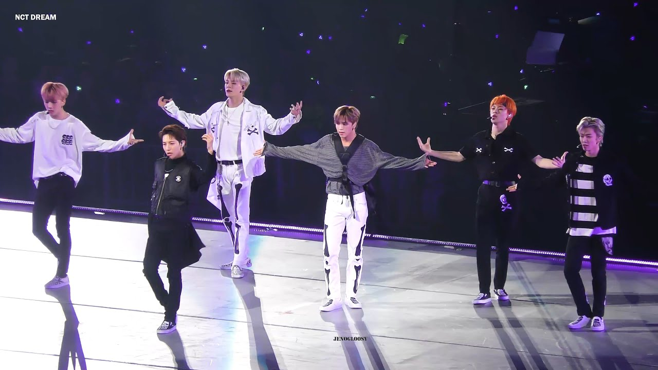 Download [4k]190805 SMTOWN TOKYO day3 BOOM NCTDREAM full cam
