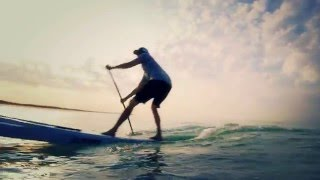 The Rackham from BOTE PADDLEBOARDS - a Color Earth lifestyle video