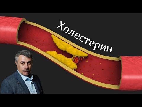 Холестерин - Доктор Комаровский