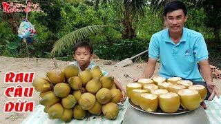 Cách Làm Rau Câu Trái Dừa Dâu Đặc Biệt Siêu Ngon Của Người Miền Tây   NKGĐ