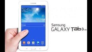 видео Замена стекла экрана Samsung Galaxy Tab 3 Lite 7.0 T110-T113