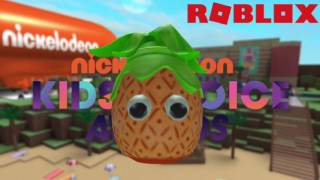 ROBLOX- Slime Potion- Nickelodeon Kids Choice Awards 2017