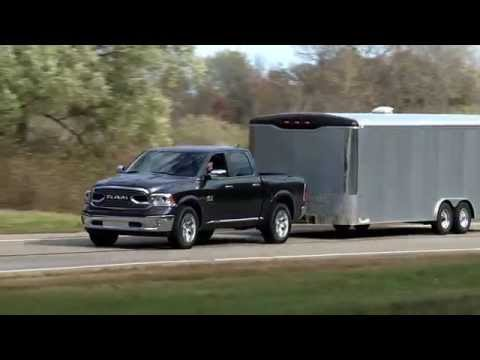 Towing: 2016 RAM 1500 Truck | ROGEE