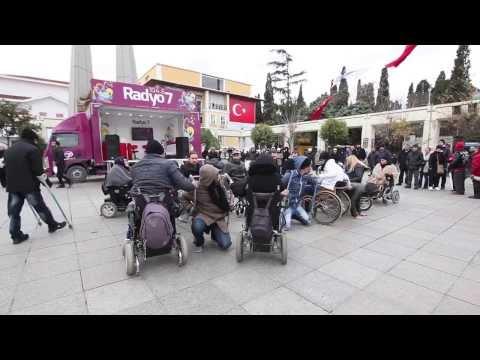 TOFD Gripin Flash Mob