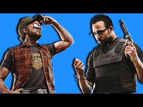 Far Cry 5'i Co-op 2 Kişi Oynadık