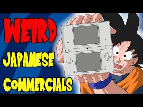 WEIRD Japanese Dragon Ball Commercials