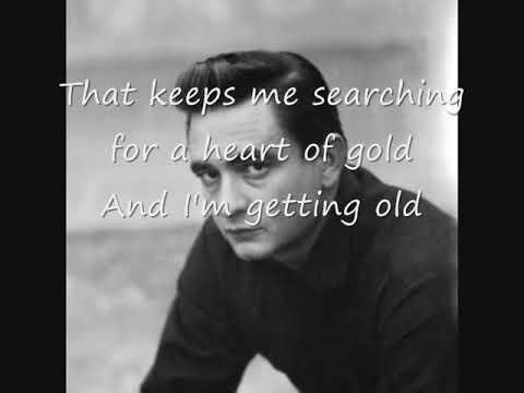 Johnny Cash   Heart of Gold + lyrics
