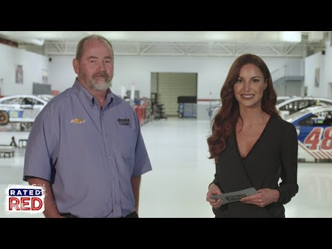An Inside Look at Hendrick Motorsports with Engine Production Manager David Evans