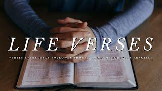 Life Verses