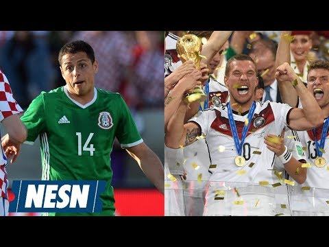 Can mexico challenge germany in group f at the 2018 world cup?