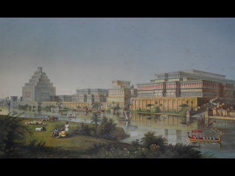 The Ancient Civilizations  :   Documentary on Ancient Assyria and Macedonia