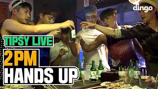 Put Your Hands Up! 2PM is Back [Tipsy Live]• ENG SUB • dingo kdrama
